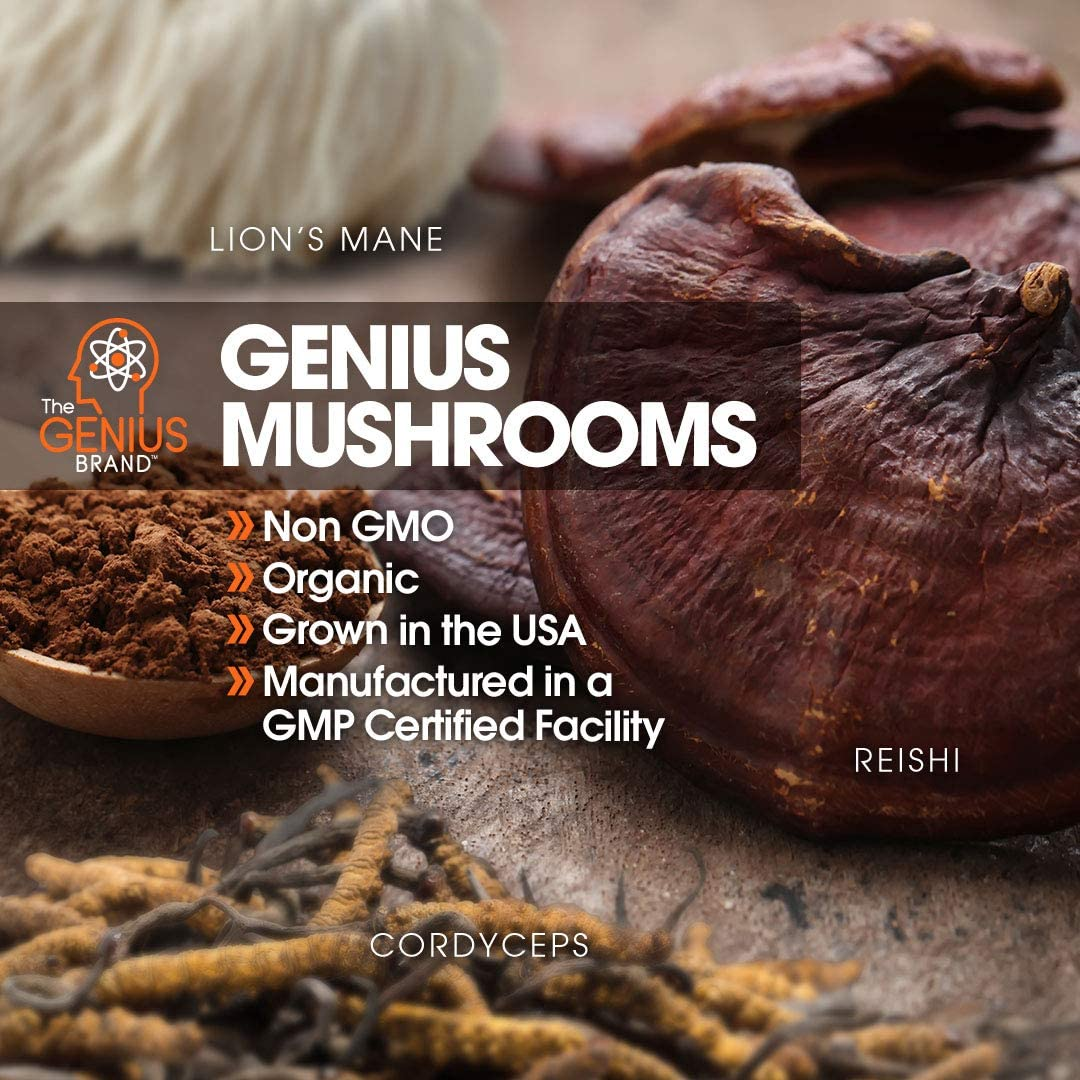 Reasons why Genius Mushrooms are safe