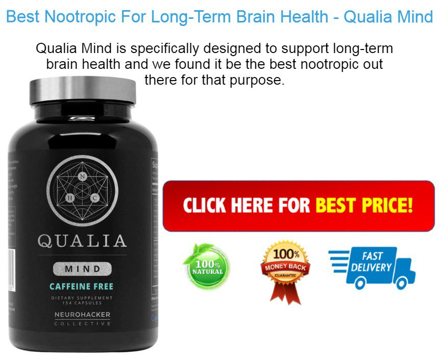 Qualia Supplement Facts